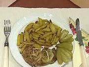Grilovaná krkovička - recept na grilovanou krkovičkou