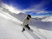Zaklady jazdy na snowboarde - ako sa naučiť na snowboarde - Prvá jazda na snowboarde