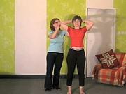 Cviky na chrbticu  - krčná a hrudná chrbtica