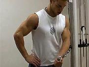 Cviky na hrudník a brucho