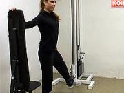 Cviky na nohy a zadok - ako cvičiť nohy a zadok