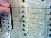 Ako sa hra na gitare 2 - Akordy pre začiatočníkov - cvičenie PR - Brnknutie nadol