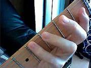 Ako sa hra na gitare 8 - Akordy pre začiatočníkov  - cvičenie LR-dohmat malíčkom LR
