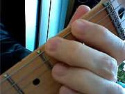 Ako sa hra na gitare 9 - Akordy pre začiatočníkov - cvičenie LR-ukazovák a prostredník LR