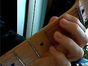 Kytarová škola 11 - cvičení LR- ukazováček, prostředníček, prsteníček LR