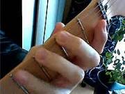 Ako sa hra na gitare 14 - Akordy pre začiatočníkov -cvičenie LR-prostredník, prstenník a malíček LR