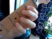 Kytarová škola 16 - cvičení LR-hra 1 - 2 - 3 - 4 LR