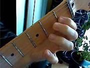 Ako sa hra na gitare 17 - Akordy pre začiatočníkov - cvičenie LR-sled prstov 1-2-1-3-1-4-1-3