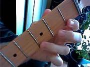 Ako sa hra na gitare 18 - Akordy pre začiatočnikov -cvičenie LR-sled tonov 4-1-3-1-2-1-3-1