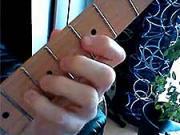 Ako sa hra na gitare 21 - Akordy pre začiatočnikov -Príklep (Hammer-on)