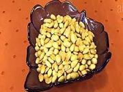 Pražené mandle - recept na slané pražené mandle