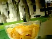 Zemiakové lupienky - ako sa vyrábajú zemiakove lupienky