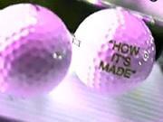 Golfové loptičky - Ako sa vyrábajú golfové loptičky