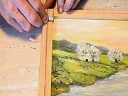 Rámovanie obrazov - ako zarámovať obraz