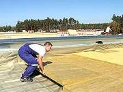 Zateplenie strechy - realizácia zateplenia plochej strechy