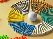 Golfová tee - ako sa vyrába golfová tee