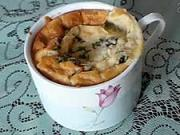 Zemiakové suflé - recept