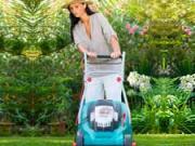 Sečení - záhradní trávnik - jak sekat trávnik