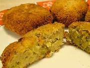 Brokolicové krokety - recept na brokolicové fašírky so syrom