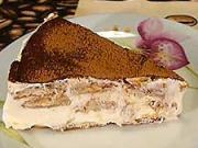 Tiramisu torta -  recept na Tiramisu
