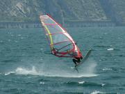Vodný štart -  ako sa robi vodny start -Windsurfing