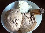 Čokoládová zmrzlina - recept na domácu kakaovu zmrzlinu