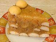 Nepečená jablková torta - recept na jablkový koláč
