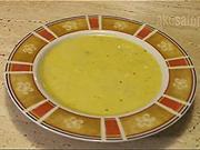 Špargľová polievka - recept na špargľovú polievku