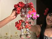 Dekorácia zo žiaroviek - Ako si vyrobiť zaujímavú dekoráciu zo starých  žiaroviek