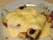 Dukátové buchtičky - recept na dukátové buchtičky s vanilkovým krémom