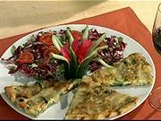 Zeleninová tortila - recept na tortilu se zeleninou