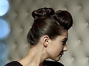 Elegentný účes na párty - ako si urobiť elegantný účes na party - Vlasy a účesy 1
