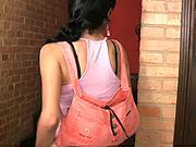 Ruksak z džín - Ako si vyrobiť  zo starých džín praktický ruksak
