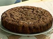 Čokoládová torta - recept na čokoládový koláč