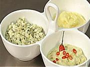 Domáca majonéza - recept na  domácu majonézu