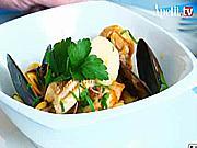 Gnocchi podle Riccarda - recept na gnocchi s krevetami