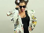 Kostým Lady Gaga - ako si vyrobiť kostým Lady Gaga