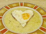 Dýňový přivarek - recept na dýňový přivarek s vejcem.