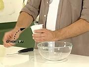 Jak rychle vyprázdnit kelímek s kysanou smetanou