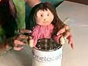 Panenka z látky - jak vyrobit zajímavou panenku z látky