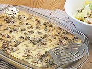 Kapor pod zemiakovou čiapkou - recept