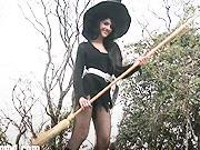 Kostým čarodejnice - ako si vyrobiť kostým sexy čarodejnice