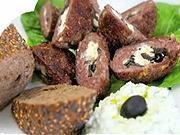 Hovězí biftečky s tzatziky - recept