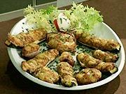Plněná paprika - recept na zeleninu plněnou šunkou,vajíčkami a sýrem
