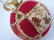 Vianočná guľa - pestrá, slávnostná  a výnimočná