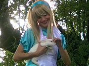 Kostým - Alica v krajine zázrakov