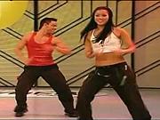 Tanec Zumba - časť Salsa - Ako sa tancuje Zumba - kubánsky krok