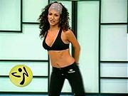 Tanec Zumba - časť Reggaeton -  Ako sa tancuje Zumba pre začiatočnikov
