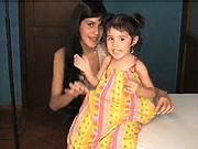 Z povliečky detské šaty - Ako  z povliečky na vankúš urobiť detské šaty