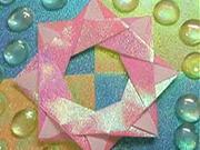 Hviezda z papiera - ako vyrobiť papierovú vianočnú hviezdu